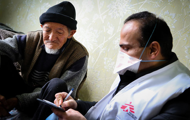 Ni millioner mennesker udvikler hvert år tuberkulose.